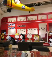Charlie Brown Cafe - Taichung