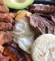 Tipicas Columbianas Restaurante