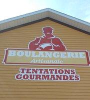 Boulangerie Tentation gourmande