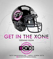 Xone Sports Bar and Grill