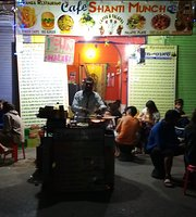 Cafe Shanti Munch