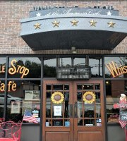 The Whistle Stop at The American Cafe'