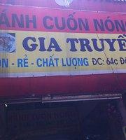 Banh Cuon Nong Gia Truyen