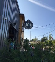 The 101 Brewhouse + Distillery
