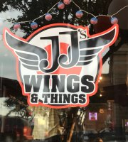 ‪JJ's Wings & Things‬