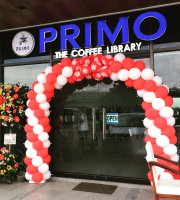 "Primo Cafe Iloilo ""The Coffee Library"""