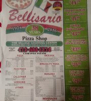 Bellisario Pizza Shop