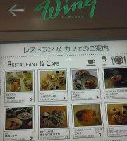 Tully's coffee Wing Kawasaki
