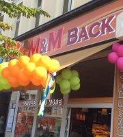 M & M Back