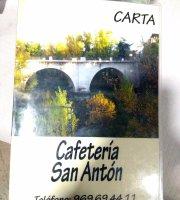 Cafeteria Puente de San Anton