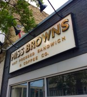 Miss Brown's Hot Pressed Sandwich & Coffee Co