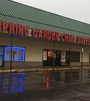 Spring Garden China Buffet