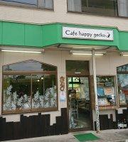 Cafe Happy Gecko
