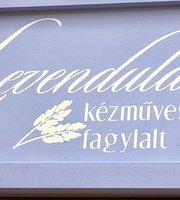 Levendula Kézműves Fagylaltozó Pécs