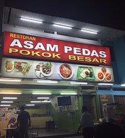 Restoran Asam Pedas Pokok Besar