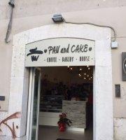 Pan and cake