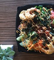 The Poke Sushi Bowl