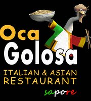 Oca Golosa Italian & Asian Restaurant