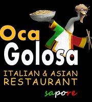 Oca Golosa Italian & Asian Restaurant a.k.a. Ronduvio