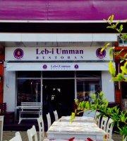 Leb-i Umman Restoran