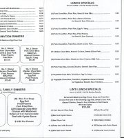 Lin's Restaurant