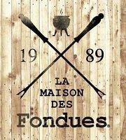 Guinguetterie La Maison Des Fondues