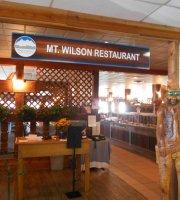 Mt Wilson Restaurant