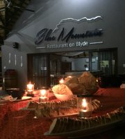 Blue Mountain Restaurant @ Blyde Wildlife Estate