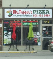 Mr. Pepper's Pizza