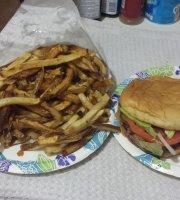 Okie's Burgers and Ice Cream