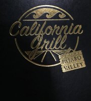 California Grill of the Pajaro Valley