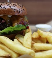Burger Grill pub