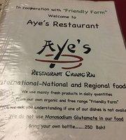 Aye's Restaurant