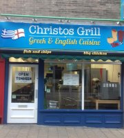 Christos Grill