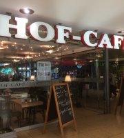 Hofcafe im Hauptbahnhof