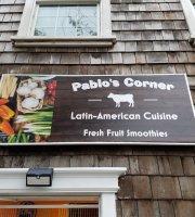 Pablo's Corner