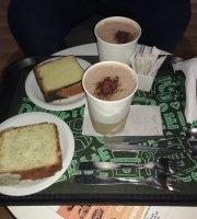 Cafe KFE Expreso en Movimiento