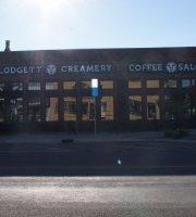 Blodgett Creamery Coffee Saloon