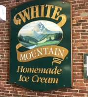 White Mountain Homemade Ice Cream
