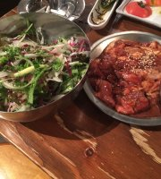 Hamamatsu Variety meat (Horumonyaki) Sakaba (Tavern) Monomon