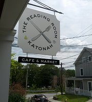 Katonah Reading Room Cafe
