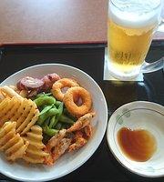 小樽天然温泉 湯の花 手宮殿 飲食コーナー