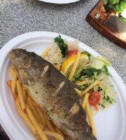 A nóż widelec - ryba