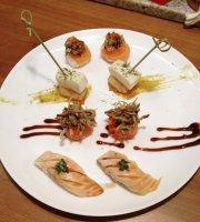 No Barko Culinária Oriental