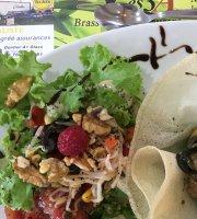 Brasserie Restaurant Les 3 A