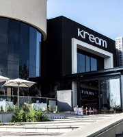 Kream restaurant, Mall of Africa