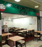 Rice and Noodle thai food cafe