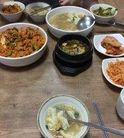 Cheongjindong Barley Rice