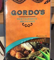 ‪Gordo's Restaurante Mexicano‬