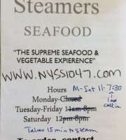 NY Supreme Steamers